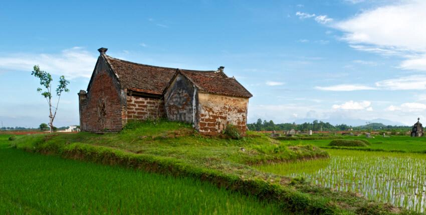 Hanoi e Delta di Fiume Rosso