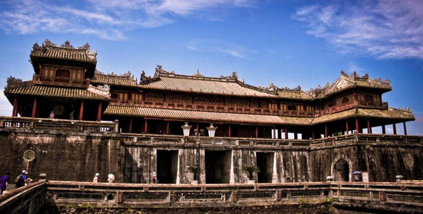 Patrimoni del Vietnam Centrale