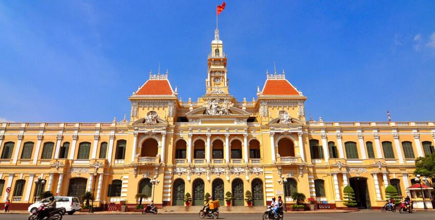 Vivace Sud del Vietnam