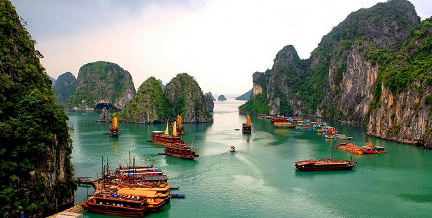 Vacanze in Vietnam - 12 Giorni / 11 Notti