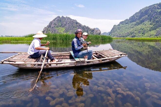 Hoa Lu- Tam Coc- tour giornaliero