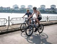 Una giornata in  biciletta a Hanoi