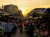 Giorno 7 : Phnom Penh – Battambang (colazione)