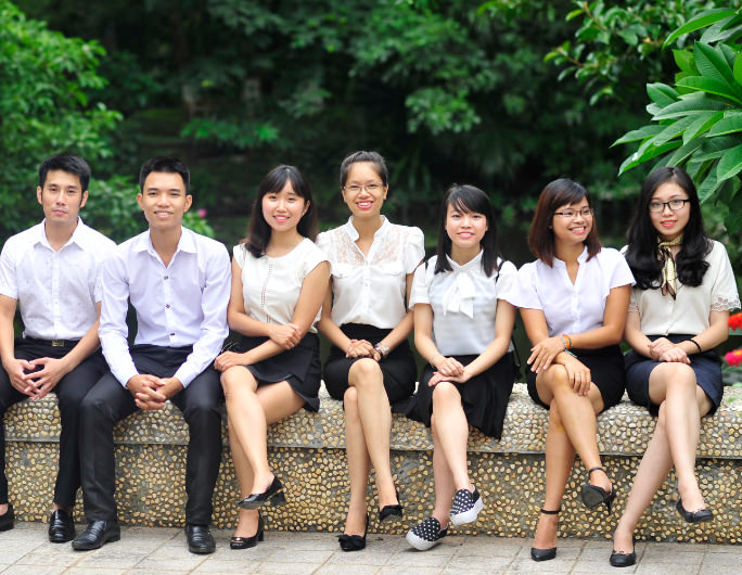 Team di Hello Vietnam Travel