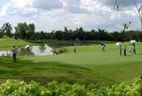 Una giornata su campo da golf  (da 18 buche ) Vicino città di Ho Chi Minh
