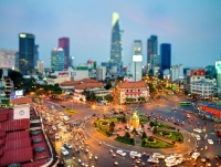 Giorno 12 : Can Tho - Saigon (colazione, pranzo)