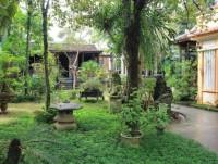 La casa da  giardino di Hue