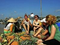 Giorno 10 : Tutta la giornada in Delta del Mekong (colazione, pranzo).