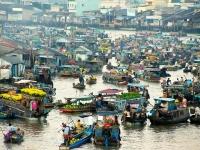 Giorno 7: Saigon - Cai Be - Chaudoc (colazione, pranzo)