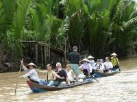 Giorno 3: Un'escursione di un giorno nel Delta di Mekong (Colazione, Pranzo)