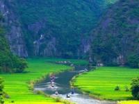 Tour giornaliero a Ninh Binh