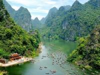 Giorno 6: Hanoi - Ninh Binh - Visita Dei Temple Dinh- Le, Tam Co- Bich Dong (Colazione, Pranzo, Cena)